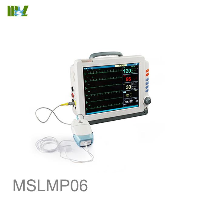 Professional vet patient monitor for sale MSLMP06