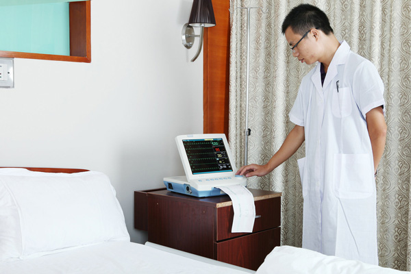 portable Colour Screen Fetal Monitor MSLMP08