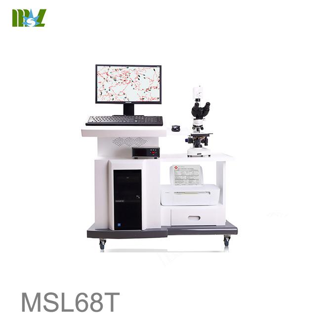Professional Veterinary Sperm Analyzer MSL68T