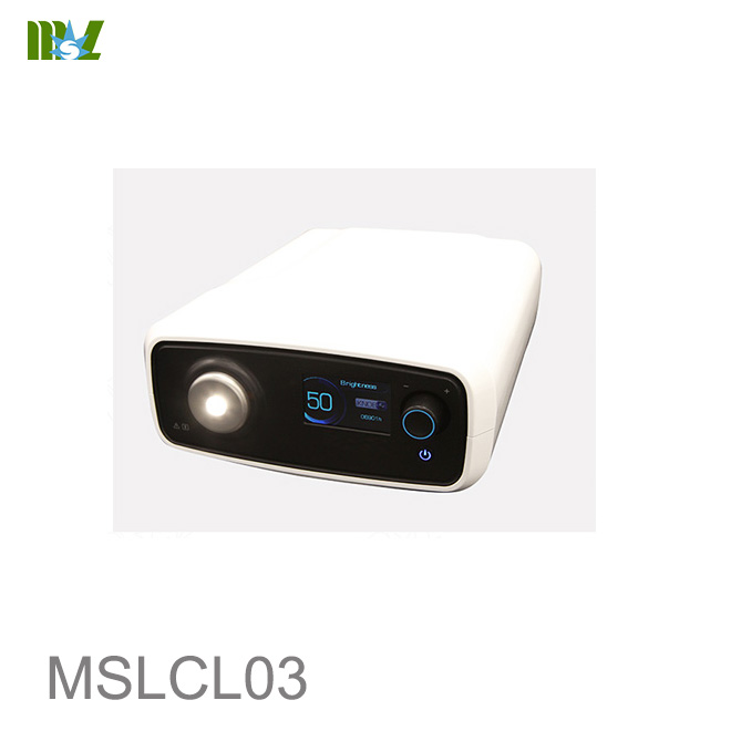 MSL Portable LED cold light source for Hospital MSLCL03