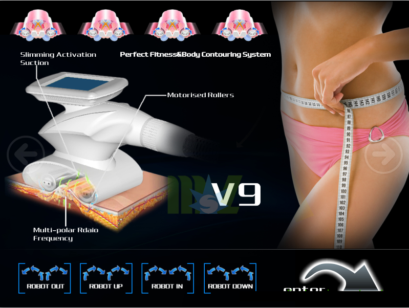 Cheap slimming machine MSLVS03 for sale