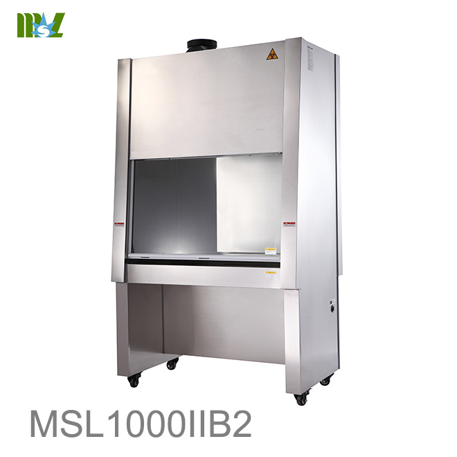Professional Biological Safety Cabinets for sale MSL1000ⅡB2