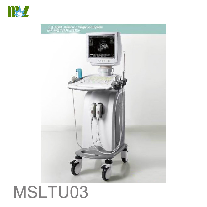Professional ultrasound machine equipment MSLTU03