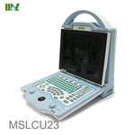 Factory Direct 2D Color cardiac ultrasound machine MSLCU23 with CE approved