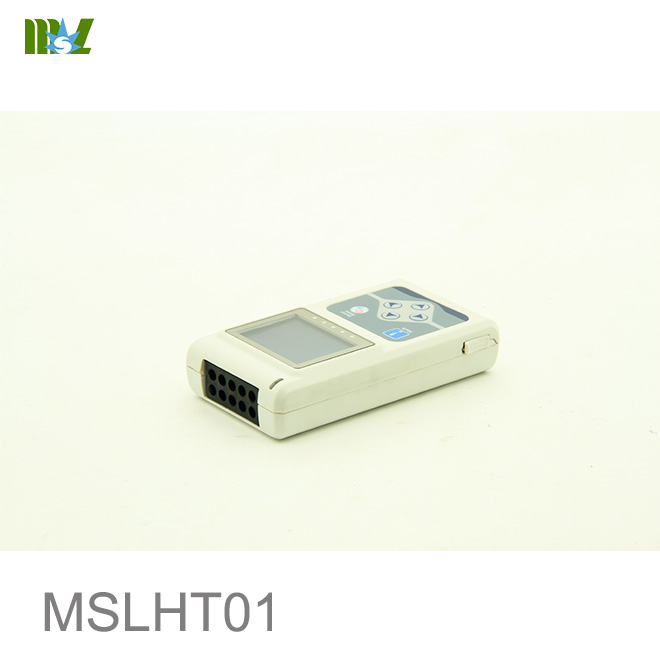 Advanced design Dynamic 12-lead ECG MSLHT01
