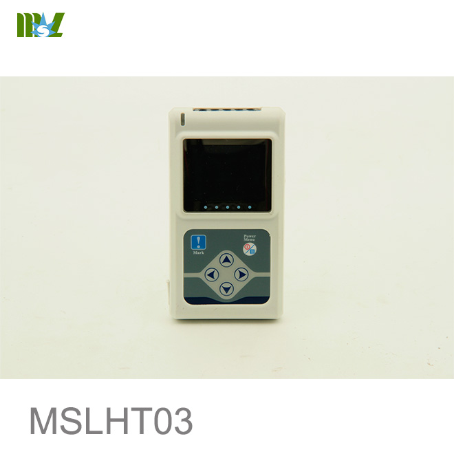 24 hour 3 Channel ECG MSLHT03