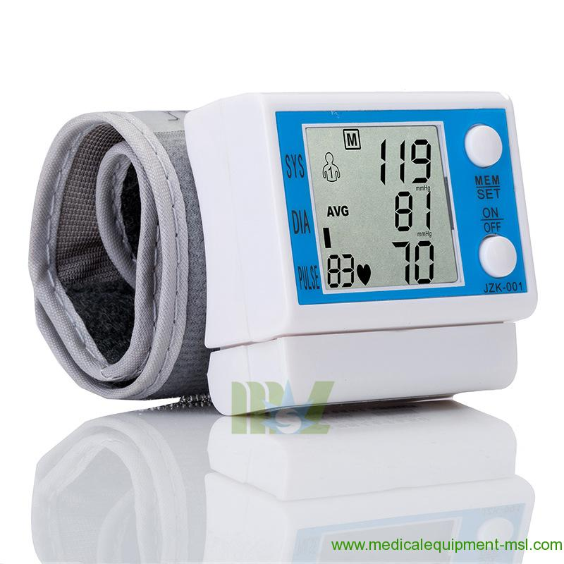 Cheap Blood pressure monitor MSLJZK001