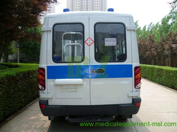 Excellent IVECO Ambulance MSLCY4