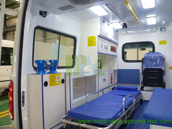 portable IVECO Ambulance MSLCY4