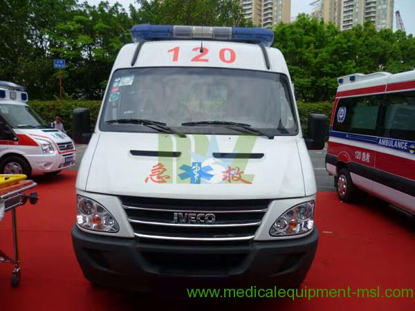 Use IVECO Ambulance MSLCY4