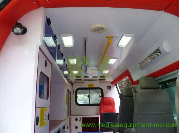 portable Ambulance MSLJH4