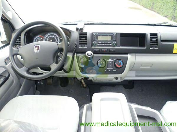 MSL Ambulance MSLJH4