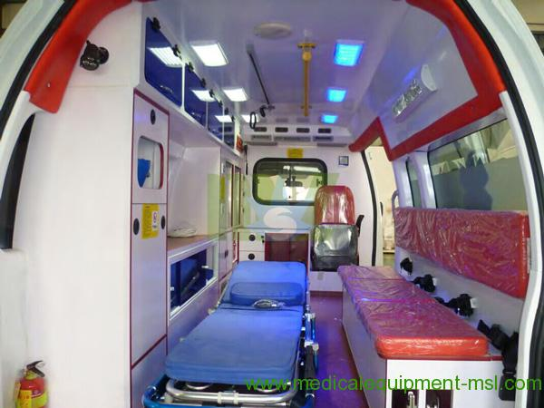 New Ambulance MSLJH4