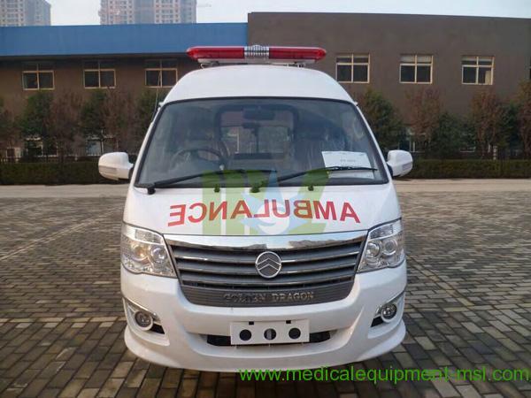 New Ambulance MSLJH28