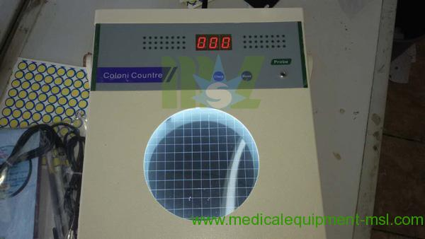 semi-automatic bacteria inspection MSLZJ017