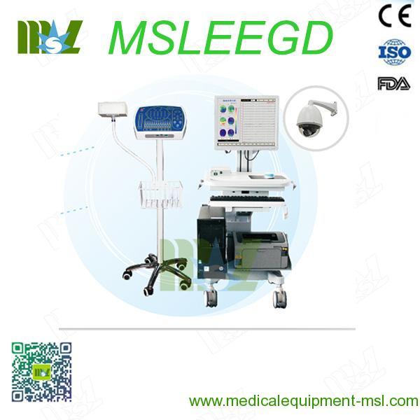 EEG instrumentation MSLEEGD