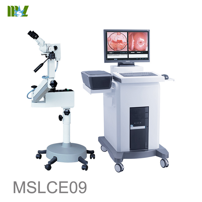 Colposcope video machine MSLCE09