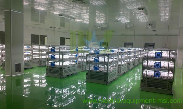 New Shaking incubator