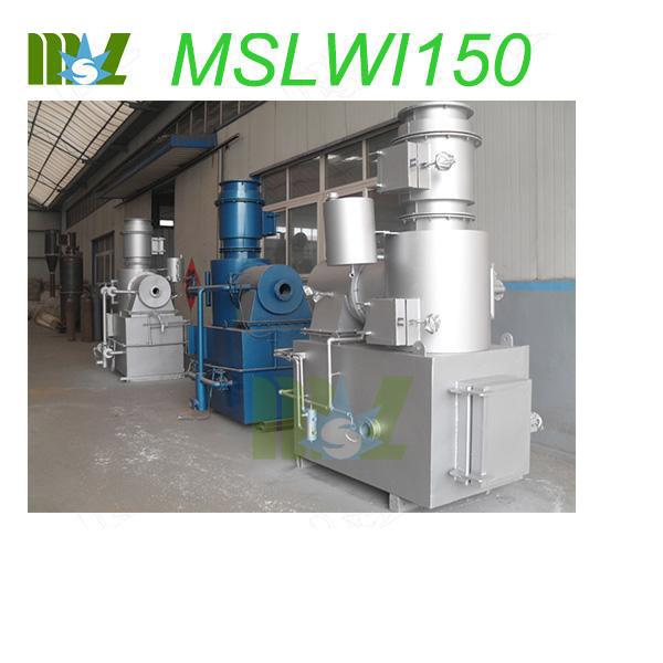 Waste Incinerator price MSLWI150