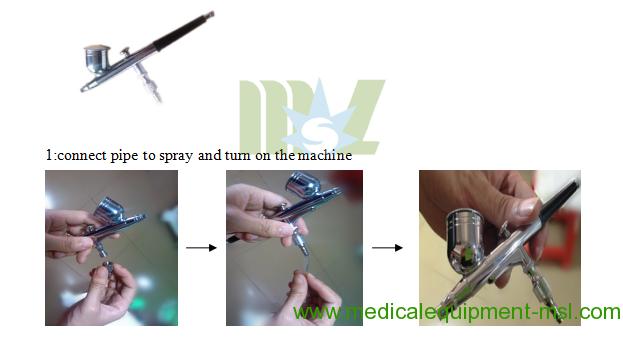 MSL Skin Peeling Machine MSLCY06