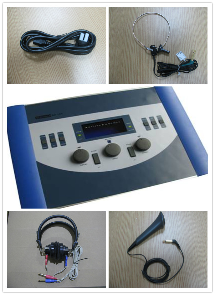 Use Audiometers Equipment MSLYM15