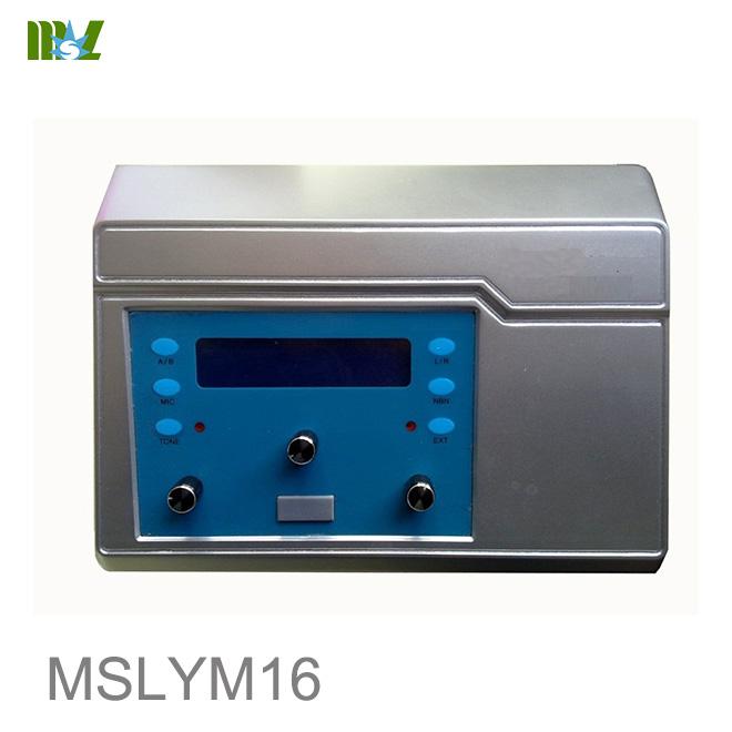 MSL Audiometers Equipment MSLYM16
