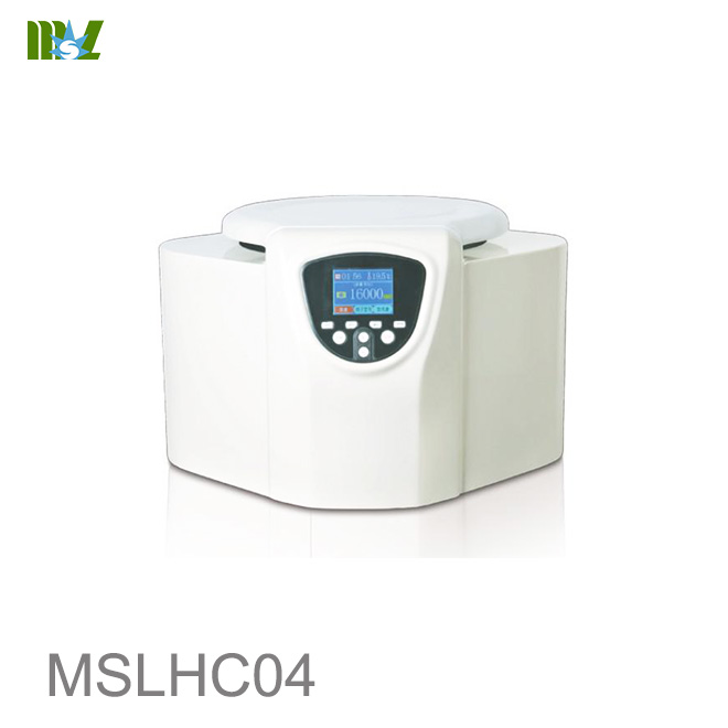 Type High-Speed Centrifuge MSLHC04