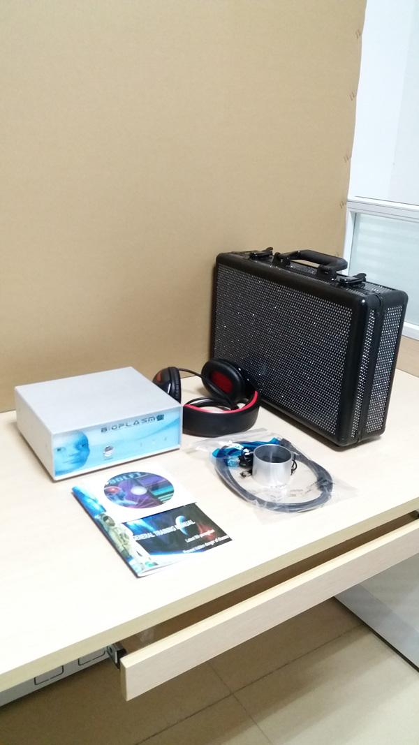 MSL 9D NLS Health Analyzer MSLNL04