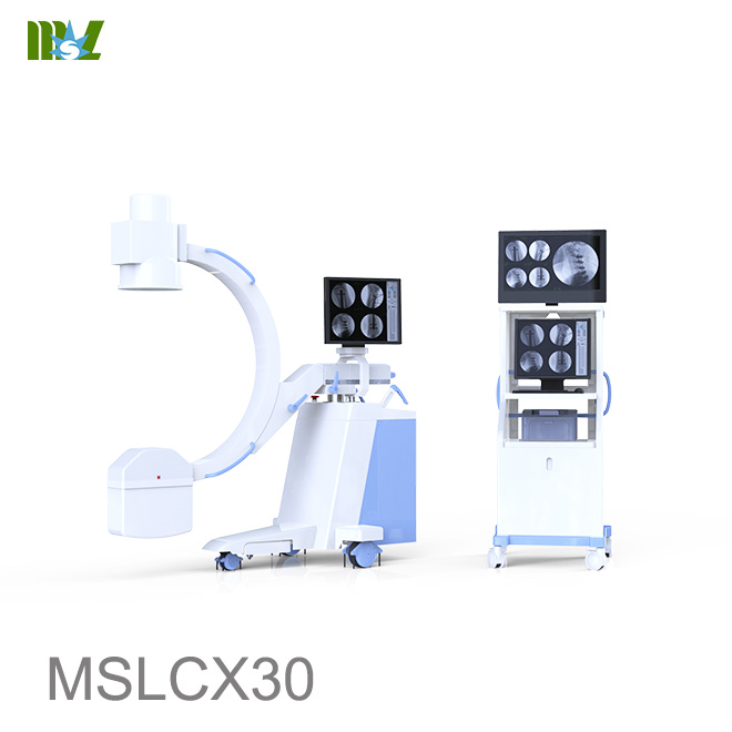 c-arm x-ray fluoroscopy machine for sale MSLCX30