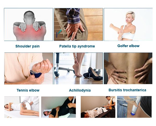 Advanced Physical Therapy Machine for Body Pain Relief MSLST02