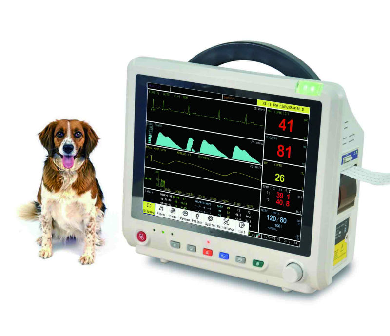 Clinic veterinary patient monitoring system MSLMP24