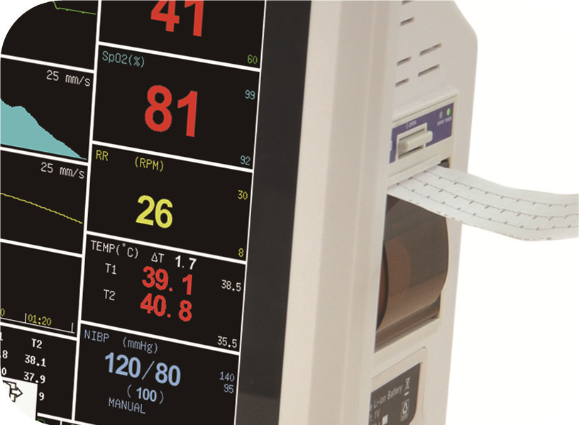 Use veterinary patient monitoring MSLMP24