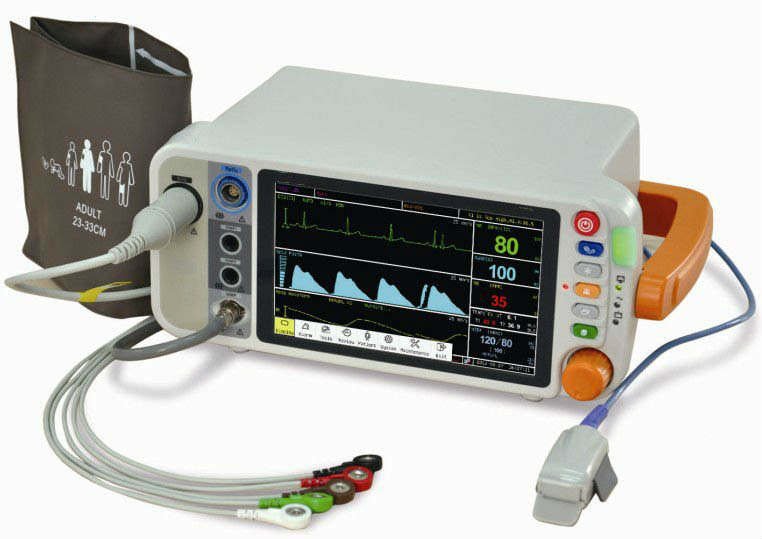 Use veterinary patient monitoring MSLMP25