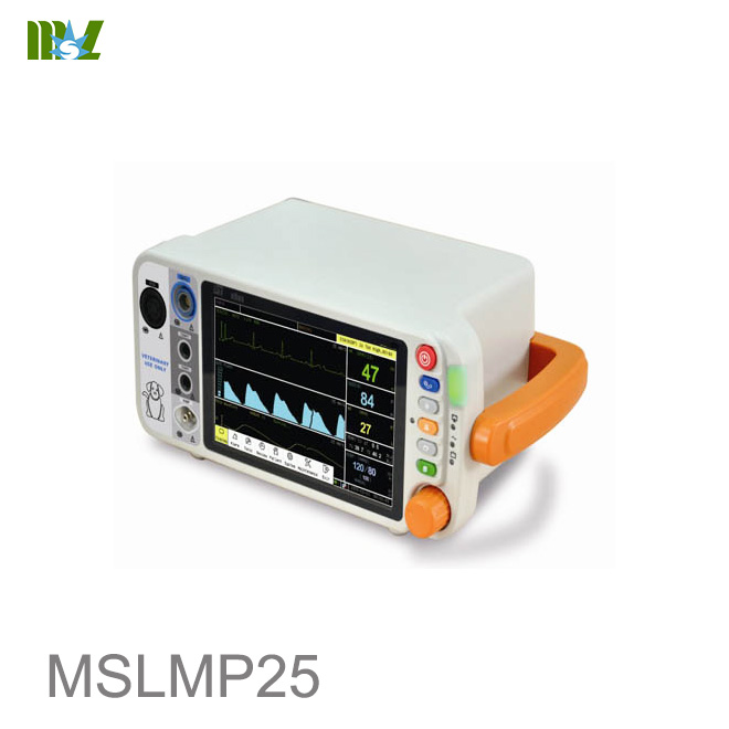 Clinic veterinary patient monitoring system MSLMP25