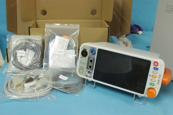 veterinary patient monitor MSLMP25