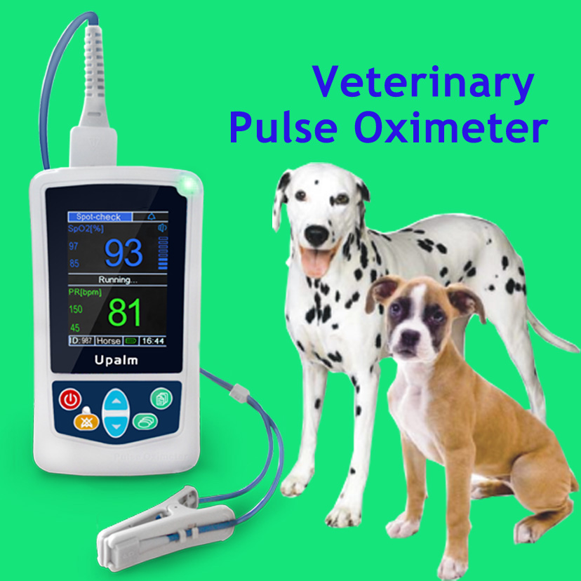Veterinary oximeter pulse for cats and horses MSLXV01