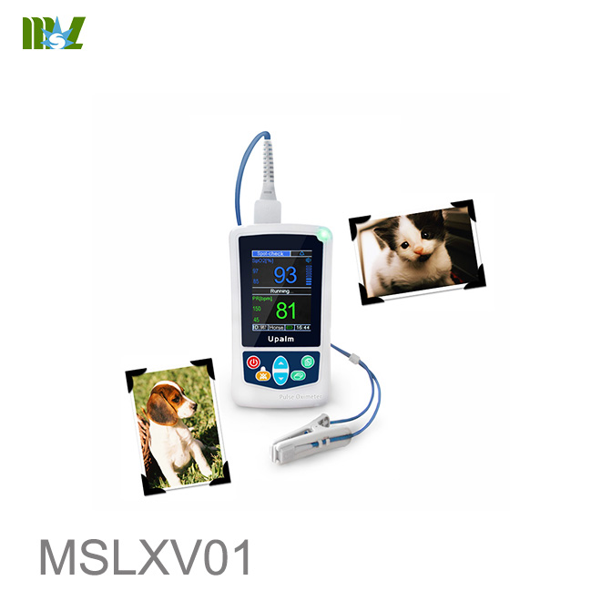 oximeter pulse for dogs