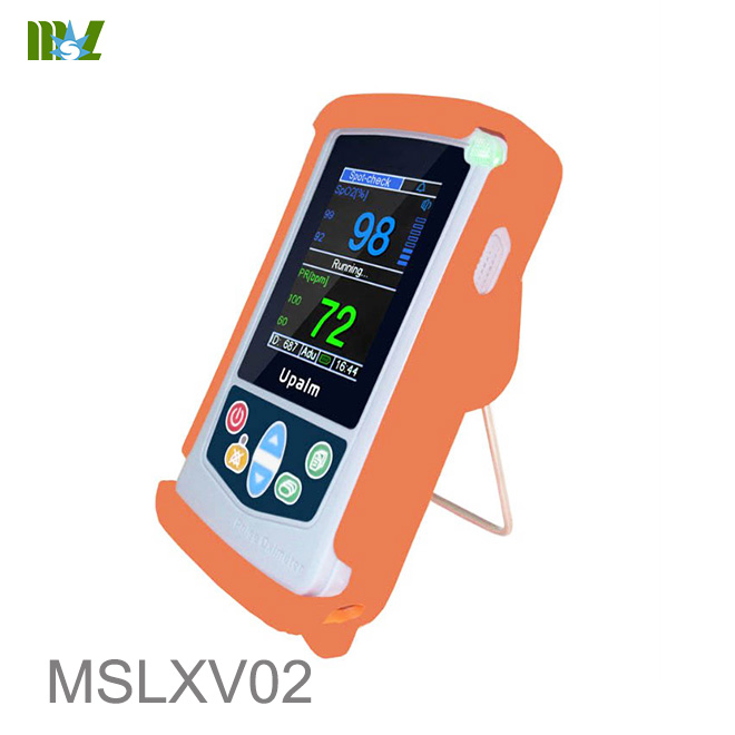 Veterinary Capnograph Monitor with Mainstream CO2 MSLXV02