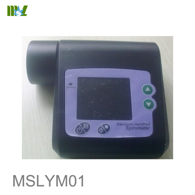 Spirometer with CE Approved MSLYM01
