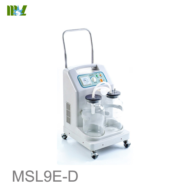 medical suction Machine MSL9E-D for sale