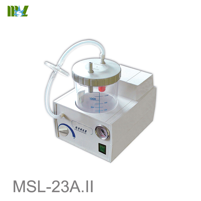Suction Machine Price MSL-23A.II