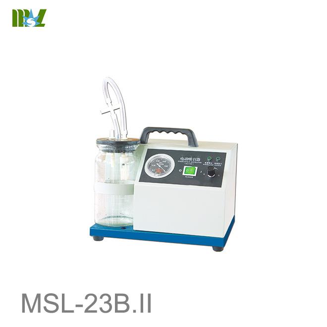 Suction Unit MSL-23B.II