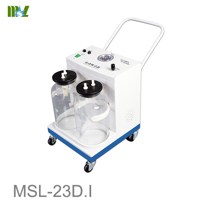 Suction Machine MSL-23D.I
