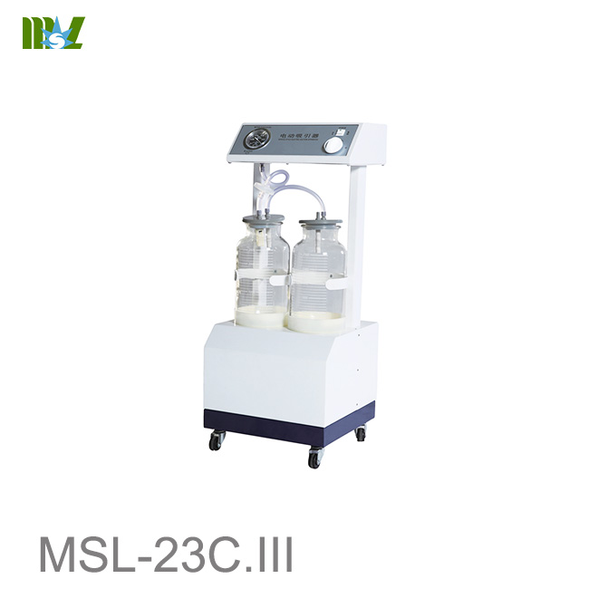 Suction Machine Price MSL-23C.III