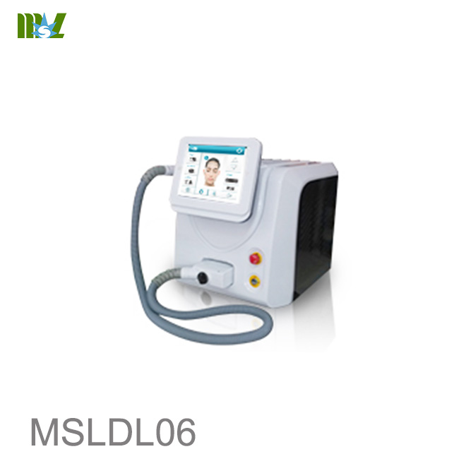 Laser Pubic Hair Removal Machine Msldl06 Cost Of Laser Hair