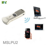 Stable color wireless ultrasound probe MSLPU2