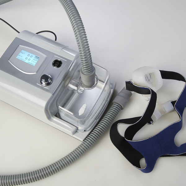 do cpap machines work