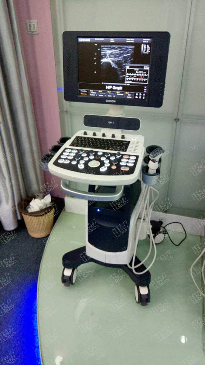 QBit 5 Color Doppler machine / MSLCU40