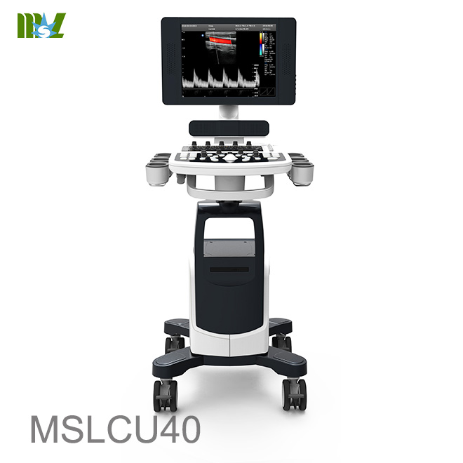 Professional color doppler system MSLCU40