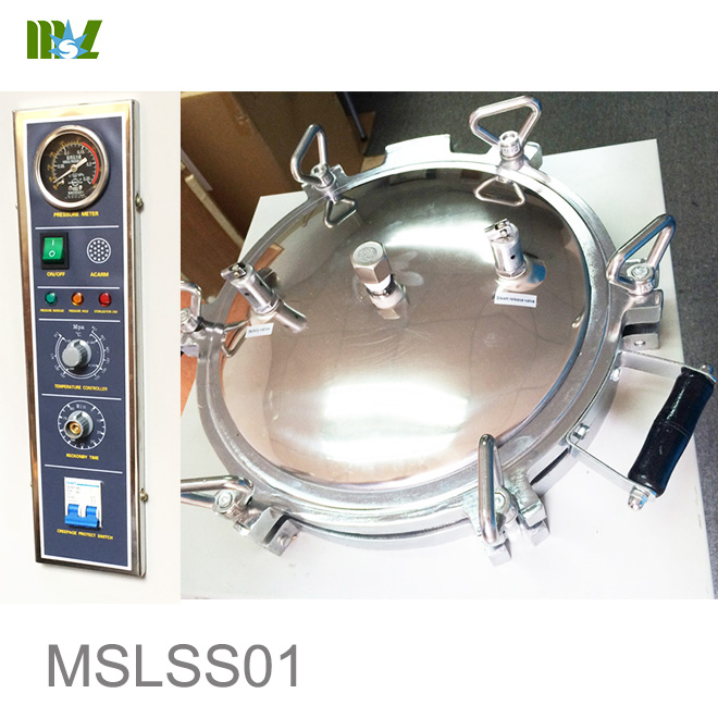 how to use microwave steriliser MSLSS01